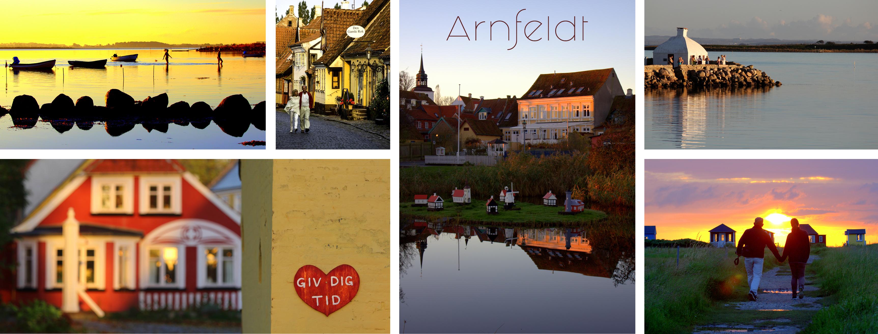 Arnfeldt Hotel & Restaurant, Ærøskøbing, Ærø Danmark
